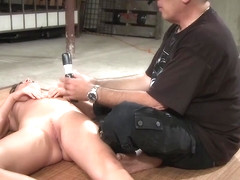 Rob Gadling & Daisy Duxe in Nyssa Nevers Japanese Bdsm Punishment - Co-Operation - KINK