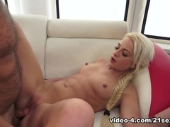 Anastasia Blonde in Stop working, start fucking Video