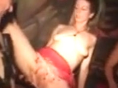 Hot girls semi nude and wet