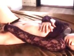 Hottest Japanese model Rico Yamaguchi in Amazing Fingering, Cunnilingus JAV movie