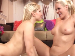 Ashley Fires And Roxy Raye - Lesbian Piss Drinking Party With Anal