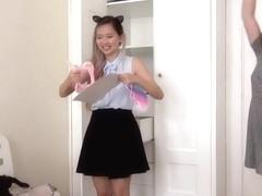 Asian massage rim job