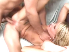 Taylor Hilton is banged and blasted with cum