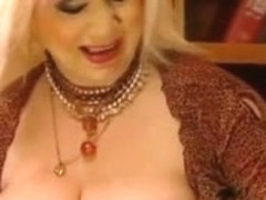 Blonde italian milf gets screwed in euro wife sex video