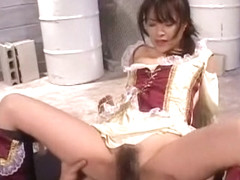 Hottest Japanese whore in Exotic Cosplay, Teens JAV movie