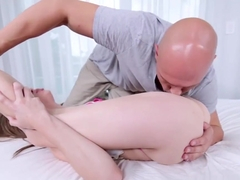 Anya Olsens Pussy Wide Open Fuck By The Huge Cock