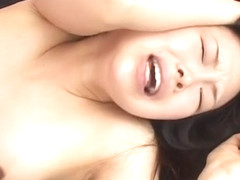 Sexy Sumire Kanno double blowjob