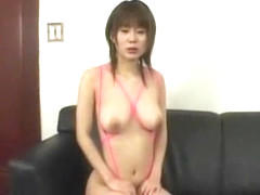 Exotic Japanese model Megu Ayase in Amazing Lingerie JAV video