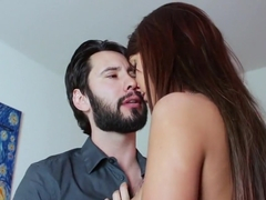 Fabulous pornstar Cassandra Nix in crazy old and young, small tits porn scene