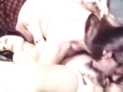 Lesbian Peepshow Loops 614 70's and 80's - Scene 3