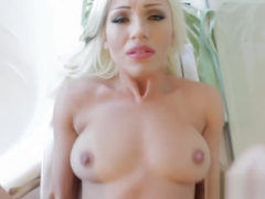 Stepsis Cameron Dee gets the dick
