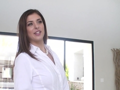 Best pornstar Leah Gotti in Incredible Stockings, Big Ass sex movie