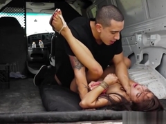 Young Latina Mary Gets Disciplined