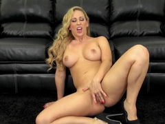 Horny pornstar Cherie Deville in Fabulous Big Tits, Facial adult movie
