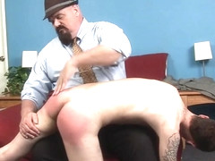 TJ Wood & Ace Lockheart in Ace's Punishment - SpankThis