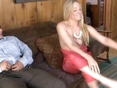 Tristyn Kennedy & Anthony Rosano in Naughty Rich Girls