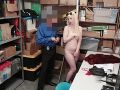 Rich Bratty Sexy Darcie Caught Stealing