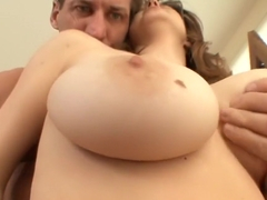 Fabulous pornstar Carmen Hayes in horny big tits, tattoos adult movie