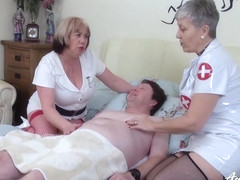 AgedLovE Naughty Nurses from Nasty Doctors Clinic