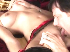 Horny porn clip MILF watch just for you