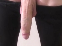Hottest homemade shemale scene with Masturbation, Big Tits scenes