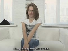 Tricky Agent - Alice Marshall - Filming mutual pleasure