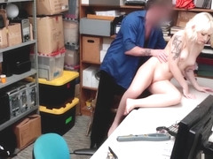 Office Sex With Boss Caught On Hidden Camera
