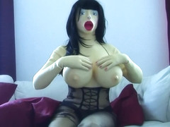 Rubber Doll_Dildo