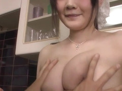 Japanese Teen Rie Tachikawa Loves To Give Blowjobs
