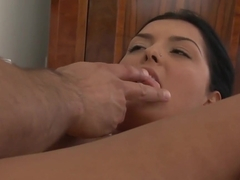 Jasmine Black Gets A Big Cock