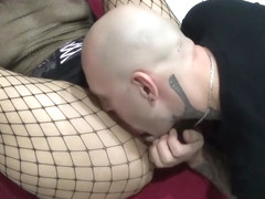 LEGS TIED UP SLAVE TOY TORTURED TILL SCREAMING ORGASM