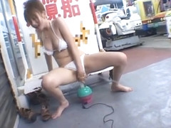 Free jav of Reon Otowa Crazy Asian model part5
