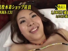 Best Japanese model Miho Tachibana in Crazy JAV video