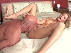 Emily Kaie Gets A Rock Solid Pecker