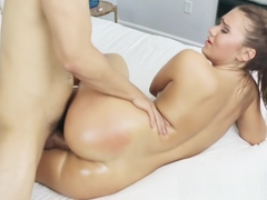 Curvy Desirae Rose Goes Deep