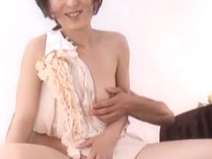 Amazing Japanese chick Ren Serizawa in Horny Lingerie, Dildos/Toys JAV video