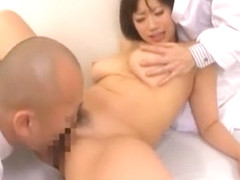 Exotic Japanese whore Neiro Suzuka in Horny Massage, Threesome JAV video