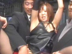 Best Japanese slut Luna Mikami in Crazy BDSM, Small Tits JAV video