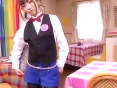 Fabulous Japanese whore Yui Yamashita in Incredible College/Gakuseifuku JAV movie