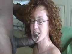 curly red head from washington dc