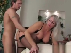Smoking Milf Fucked From Behind
