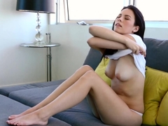 Incredible pornstar Veronica Radke in Horny Brunette, Small Tits porn scene
