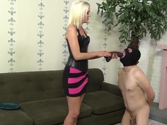 Cuck witness his wife Kacey Villainess banging a BBC