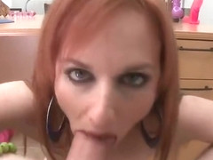 Spicy tattooed mom Audrey Lords had hard core fuck