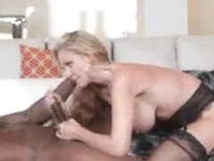Julia Ann Busty Milf On Couch