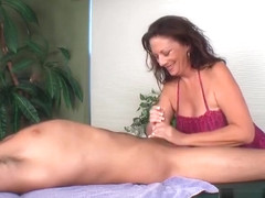 Margo Sullivan - Handjob Eruption Margo Sullivan