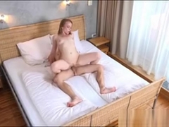 Perky Tits Teen Teretha Deeply Pounded In Her Sweet Pussy