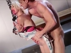 Maddy Rose Roped Up And Gets Devastated By Pervert Guy