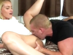 Feel MOMMY'S PUSSY...Mommas boy with Kathia Nobili. PART 2