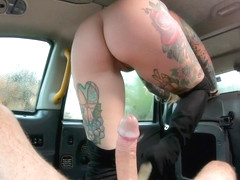 Ava Austen in The Backseat Invention - FakeHub